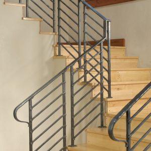 Перила для лестниц ГК-ПЕ-60