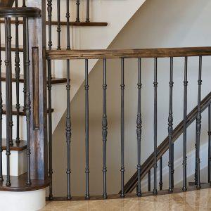 Перила для лестниц ГК-ПЕ-63