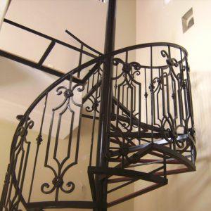 Перила для лестниц ГК-ПЕ-66