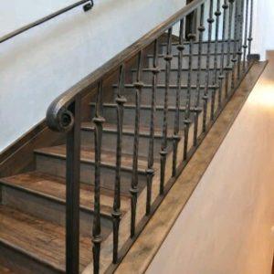 Перила для лестниц ГК-ПЕ-7