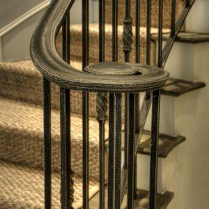 Перила для лестниц ГК-ПЕ-73