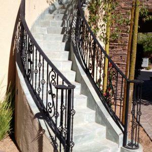 Перила для лестниц ГК-ПЕ-81