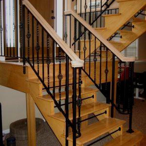 Перила для лестниц ГК-ПЕ-83