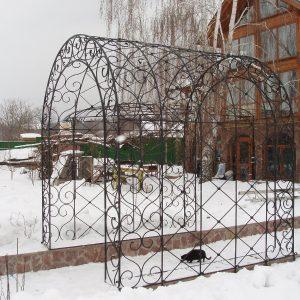 Пергола садовая ГК-ПГ-15