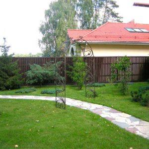 Пергола садовая ГК-ПГ-6