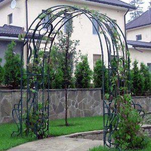 Пергола садовая ГК-ПГ-9