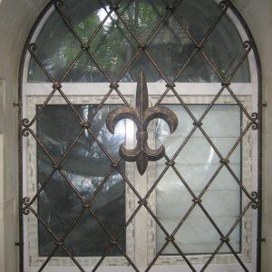 Решетка на окно ГК-РО-12