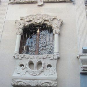 Решетка на окно ГК-РО-21