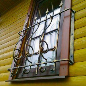 Решетка на окно ГК-РО-30