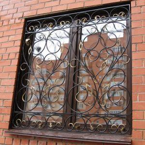 Решетка на окно ГК-РО-33