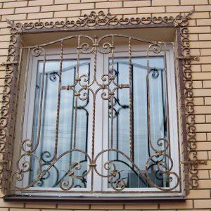 Решетка на окно ГК-РО-35
