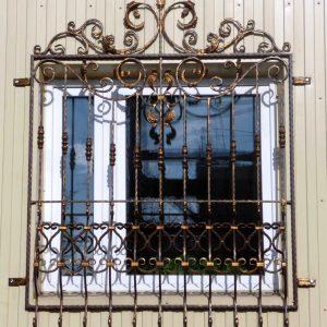 Решетка на окно ГК-РО-40