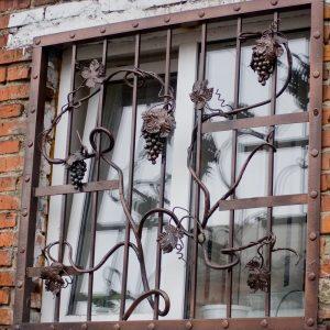 Решетка на окно ГК-РО-41