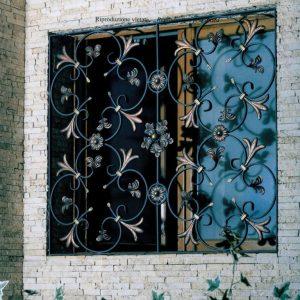 Решетка на окно ГК-РО-7
