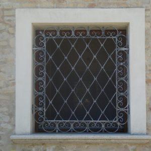 Решетка на окно ГК-РО-8