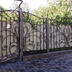 Забор кованый ГК-З-12