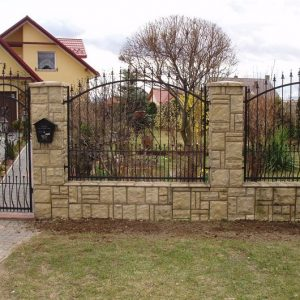 Забор кованый ГК-З-16