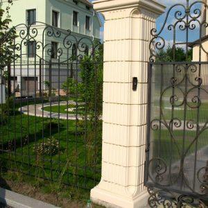 Забор кованый ГК-З-20