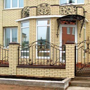 Забор кованый ГК-З-24