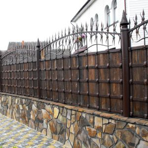 Забор кованый ГК-З-30