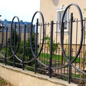 Забор кованый ГК-З-31