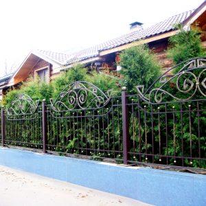 Забор кованый ГК-З-32